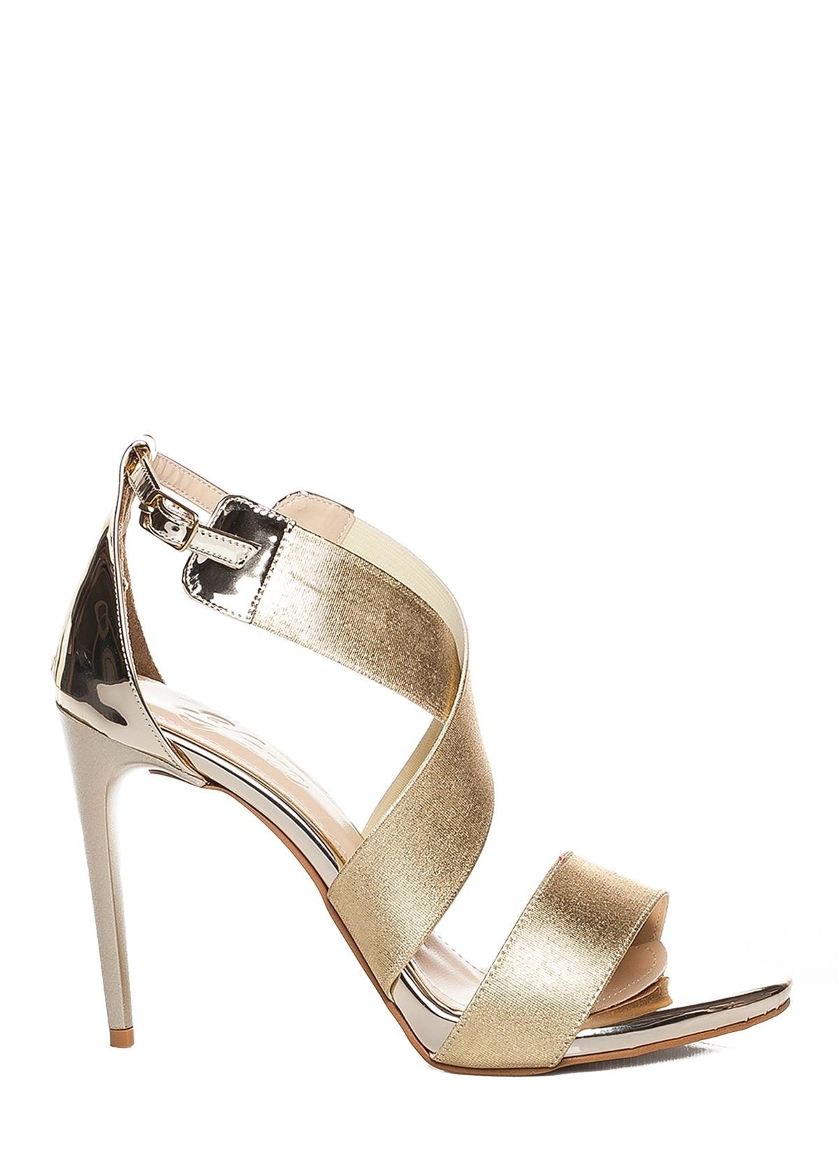 Efem Ayakkabı 19yefem911gld-stiletto – 139.9 TL